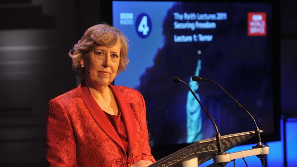 Eliza Manningham-Buller,  ex direttrice dell'MI5, si è schierata contro la Brexit