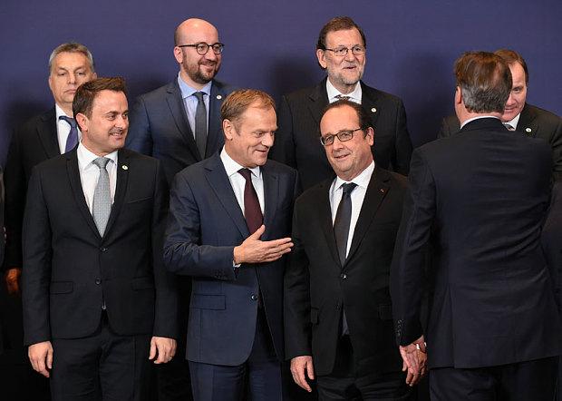 Brexit, Consiglio europeo, Donald Tusk, David Cameron