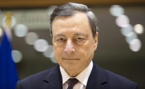 Mario Draghi - foto Parlamento europeo