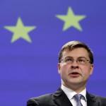 Valdis Dombrovskis, vice presidente della Commissione europea