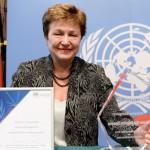 Georgieva lascia la Commissione Ue e va a dirigere la Banca Mondiale
