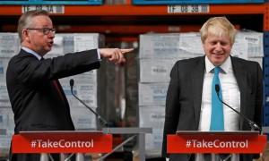 Gove Johnson Brexit