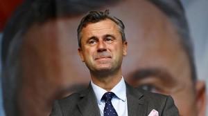 Norbert Hofer, Austria, elezioni presidenziali