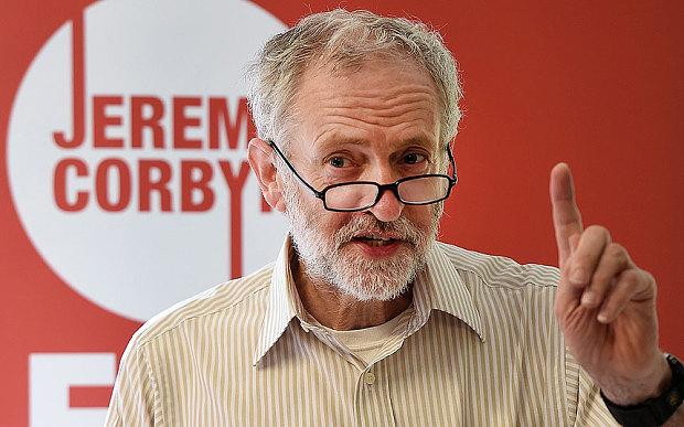 Jeremy Corbyn ttip
