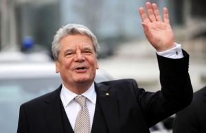 Joachim Gauck, Germania, Presidente della Repubblica