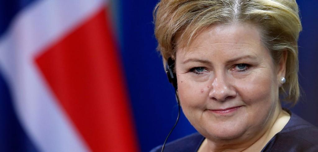 Brexit, Norvegia Solberg