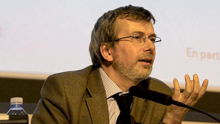 Il nuovo presidente dell'Istituto universitario europeo, Renaud Dehousse