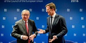 Rutte Juncker