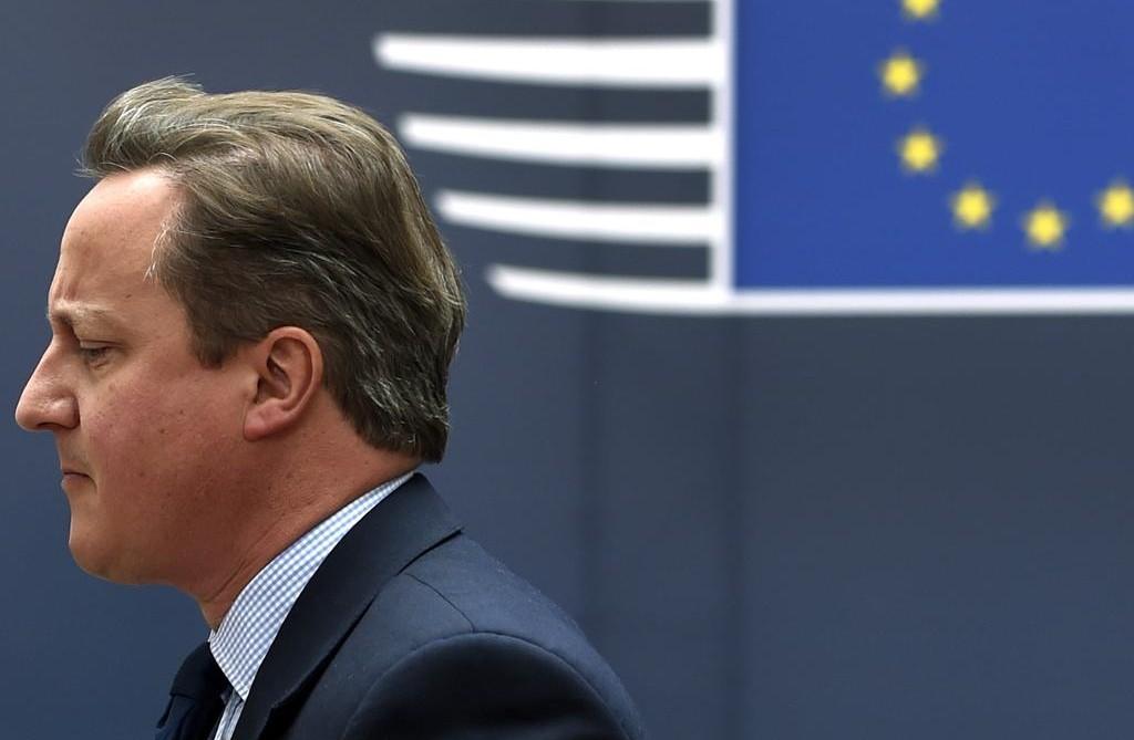 David Cameron ha partecipato per l'ultima volta al Consiglio europeo di Bruxelles il 28 giugno