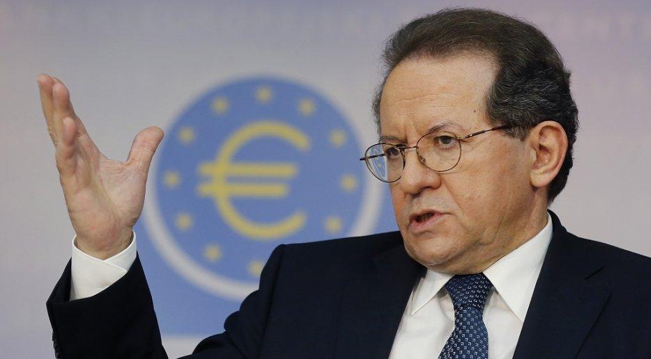 Vitor Constancio, vice presidente della Banca Centrale Europea