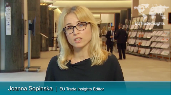 Joanna Sopinska, editor di Eu trade insight