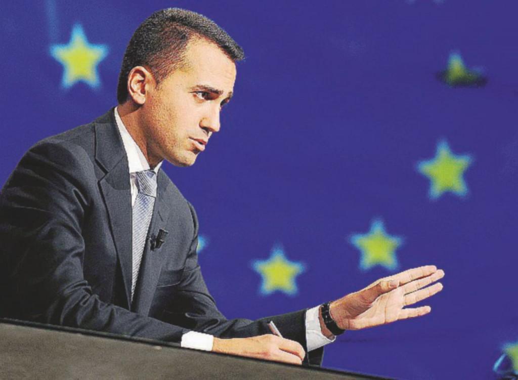 Luigi Di Maio, Movimento 5 stelle, Parlamento,