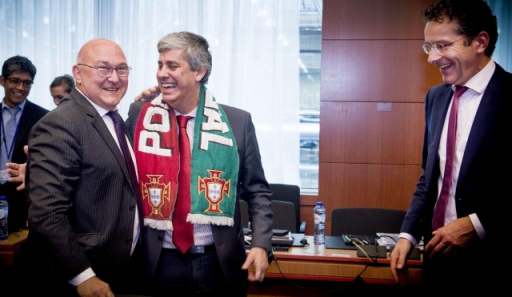 Eurogruppo, Portogallo, calcio,