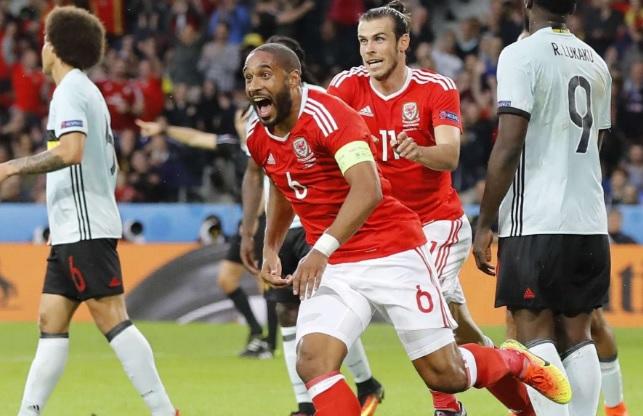 Galles Belgio