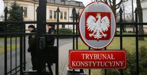 Polonia, Corte costituzionale, PiS, rule of law,