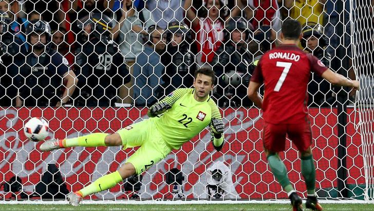 Portogallo Polonia Euro 2016