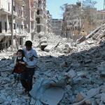 Aleppo isolata e sotto assedio, l'Ue chiede