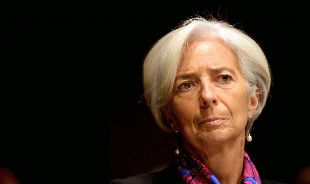 Christine Lagarde, a capo del Fondo monetario internazionale