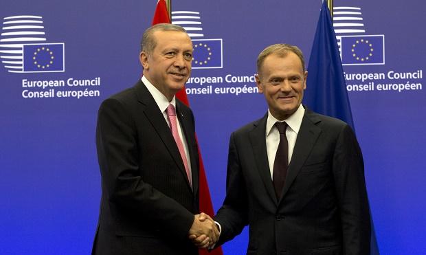 Turchia, Erdogabn, golpe Ue, Tusk, Juncker colpo di stato, repressione