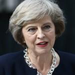 Theresa May, Primo ministro britannico