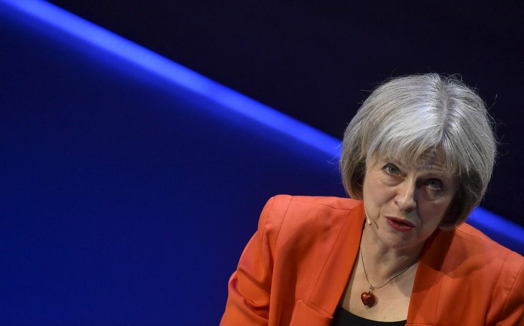 Theresa May, 59 anni, prende il posto di David Cameron come primo ministro Britannico