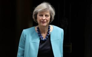 Theresa May, 60 anni il prossimo ottobre, è l'unica candidata alla carica di Primo ministro britannico