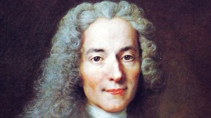 Europa, Voltaire