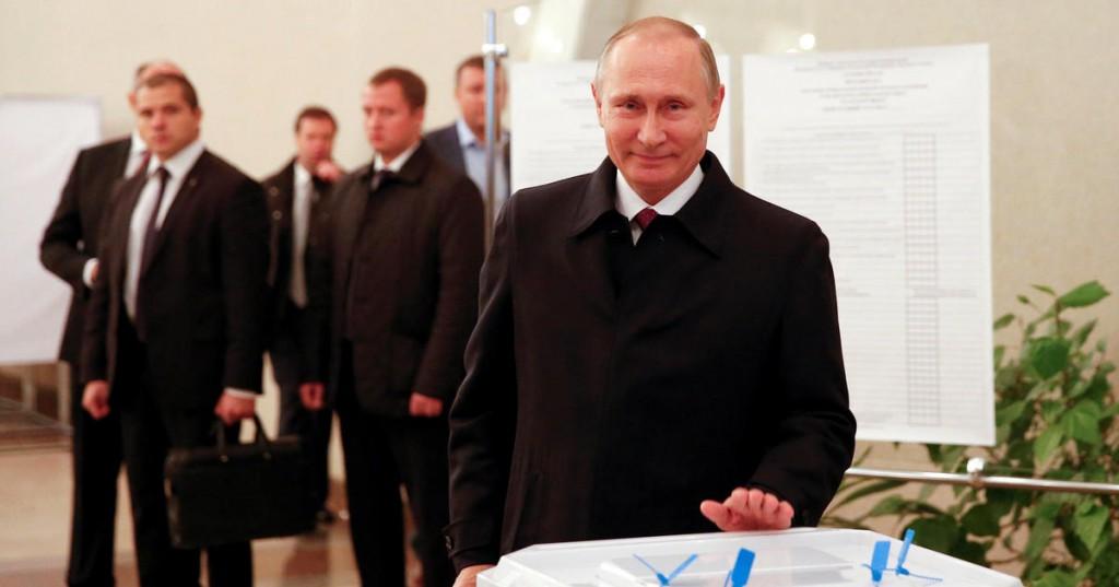 Putin, elezioni 2016