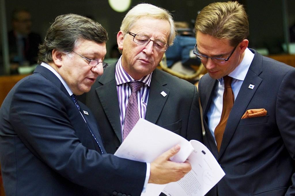 Barroso Juncker