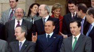 Silvio Berlusconi 80 anni