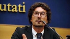 Danilo Toninelli, deputato M5S