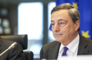 Mario Draghi - © European Union 2016 - Source : EP