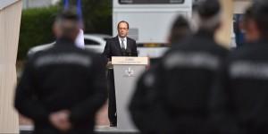 Hollande calais