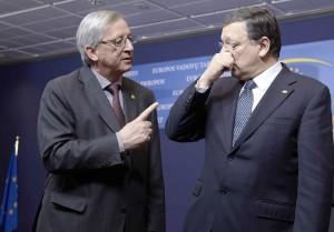 Juncker barroso