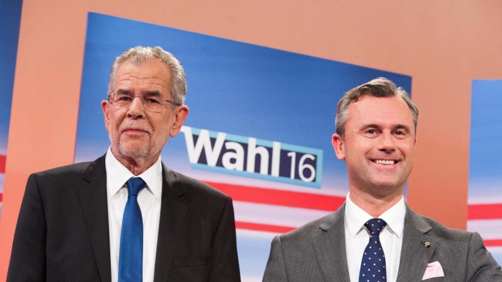 ballottaggio austria