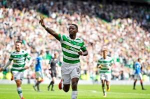 Moussa Dembélé, 20 anni, autore di tre gol nel derby
