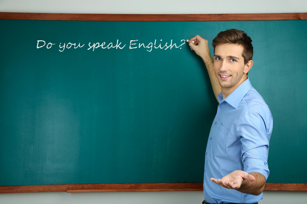 insegnante inglese