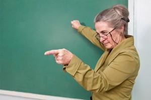 insegnanti anziani