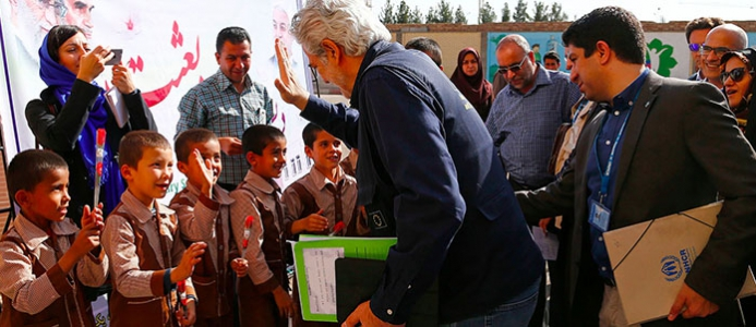 Stylianides in Iran