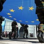 Da Italia, Francia, Germania e Spagna piano comune per una Difesa europea