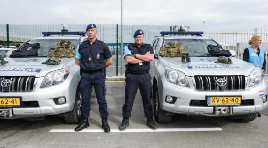 Guardia frontiera Ue