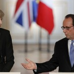 Brexit, Hollande MAy euco Merkel negoziato