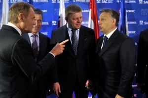 Orban Tusk