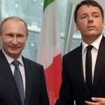 Putin Renzi