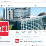 Affari europei, Eunews tra le fonti più seguite su Twitter