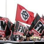 Estremisti di destra Apf inaugurano sede a Bruxelles, gli antifascisti: va chiusa (Video)
