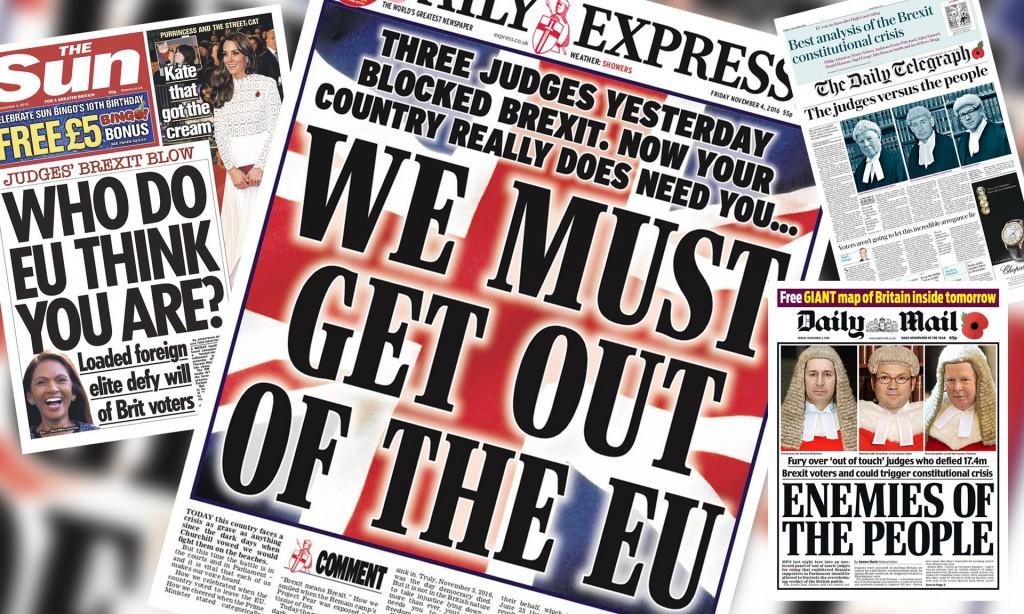Brexit, alta corte, parlamento