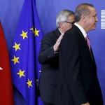 Ue e Turchia si rimpallano la responsabilità per il blocco dei negoziati di adesione