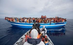 migranti, Frontex sbarchi, arrivi