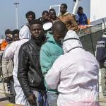 A ottobre record di sbarchi in Italia: arrivati 27.500 migranti